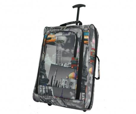 Cestovní kufr na kolečkách City 42 L