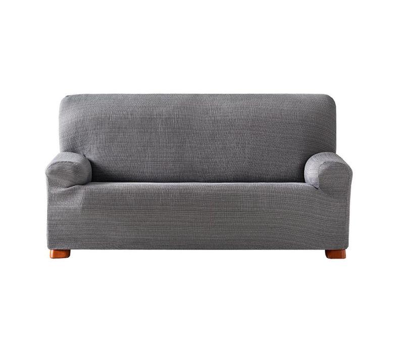 Husa elastica pentru canapea Aquiles Grey 210-240 cm