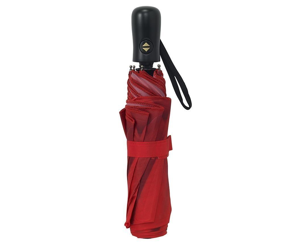 Umbrela telescopica Red Daisy