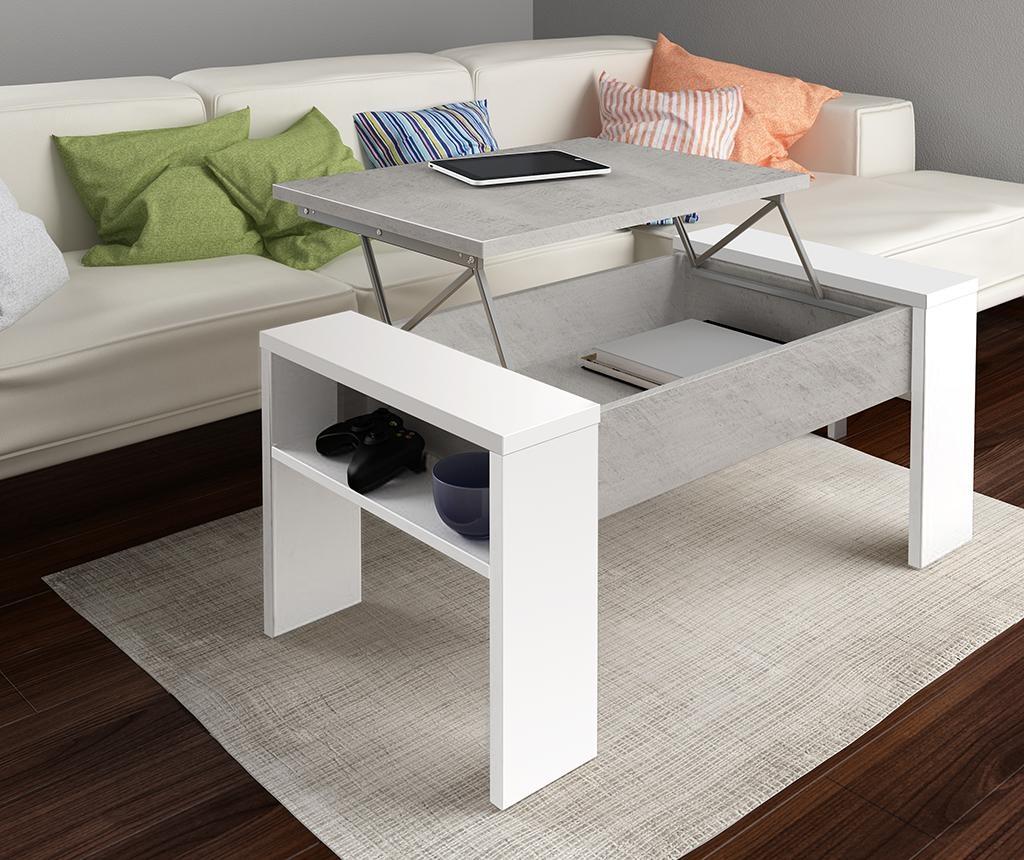 Konferenční stolek James Cement