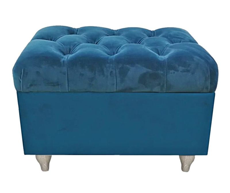 Taburet Velutto Blue