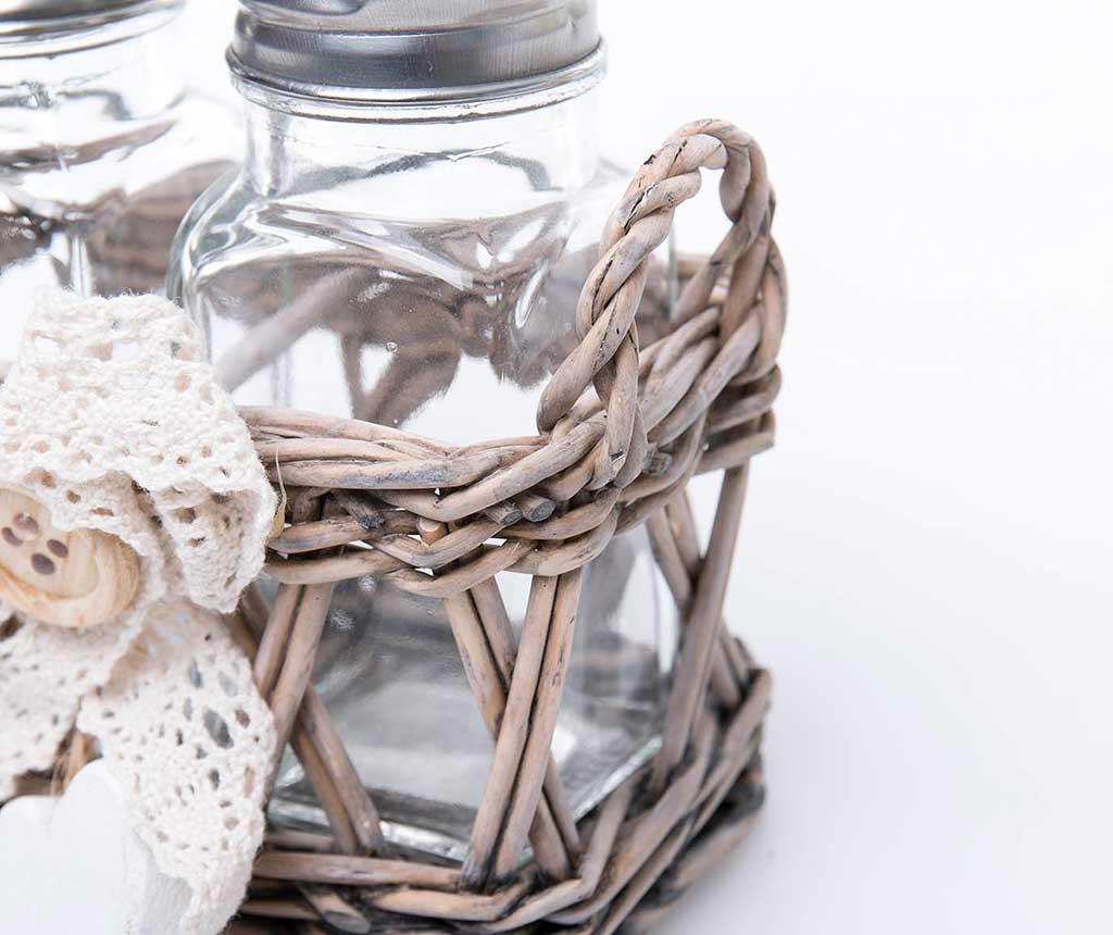 Set solnice in poprnice z držalom Mary