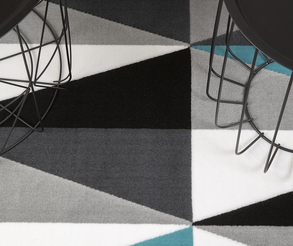 Norik Blue Grey Szőnyeg 120x170 cm