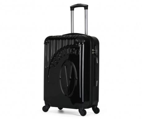Βαλίτσα τρόλεϊ Osaka Black