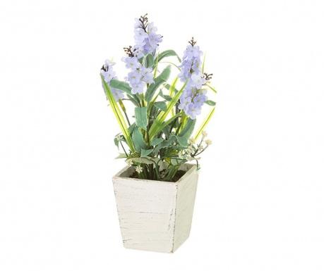 Umelá rastlina v kvetináči Lavander Blue