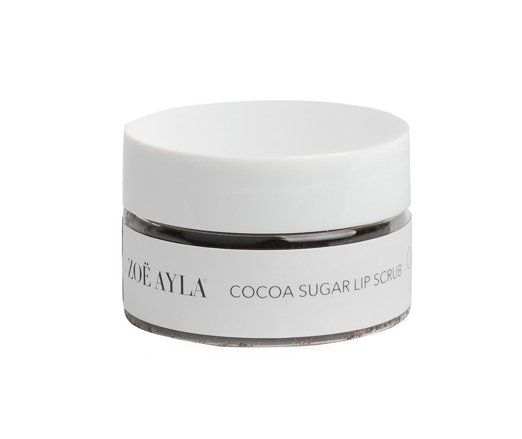 Piling za ustnice Zoë Ayla's Cocoa Cutie 30 g