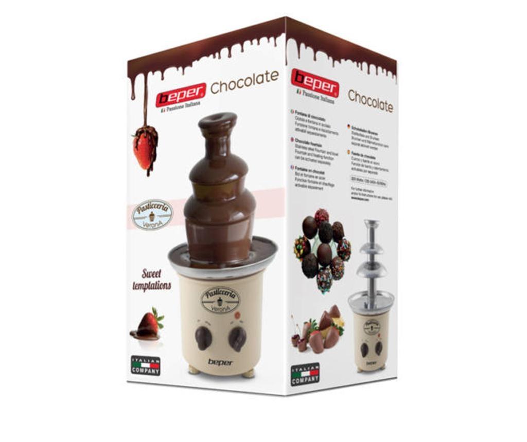 Fantana de ciocolata Clement