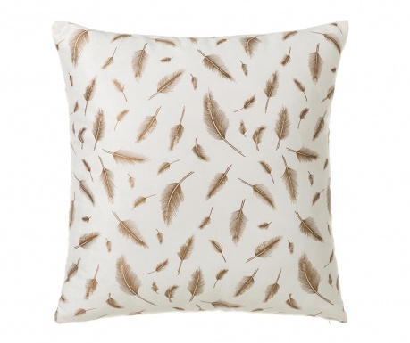 Διακοσμητικό μαξιλάρι Plumes Gold 45x45 cm