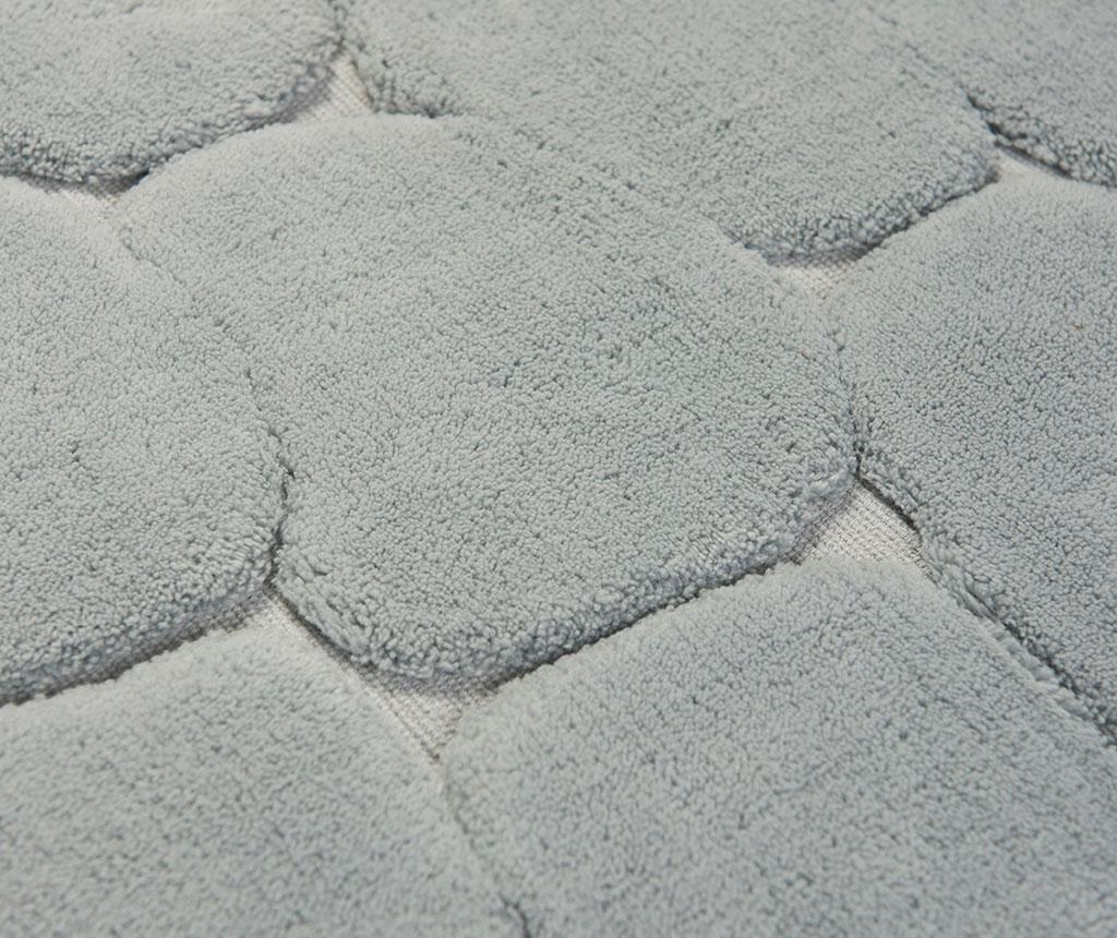 Set 2 covorase de baie Parma Grey