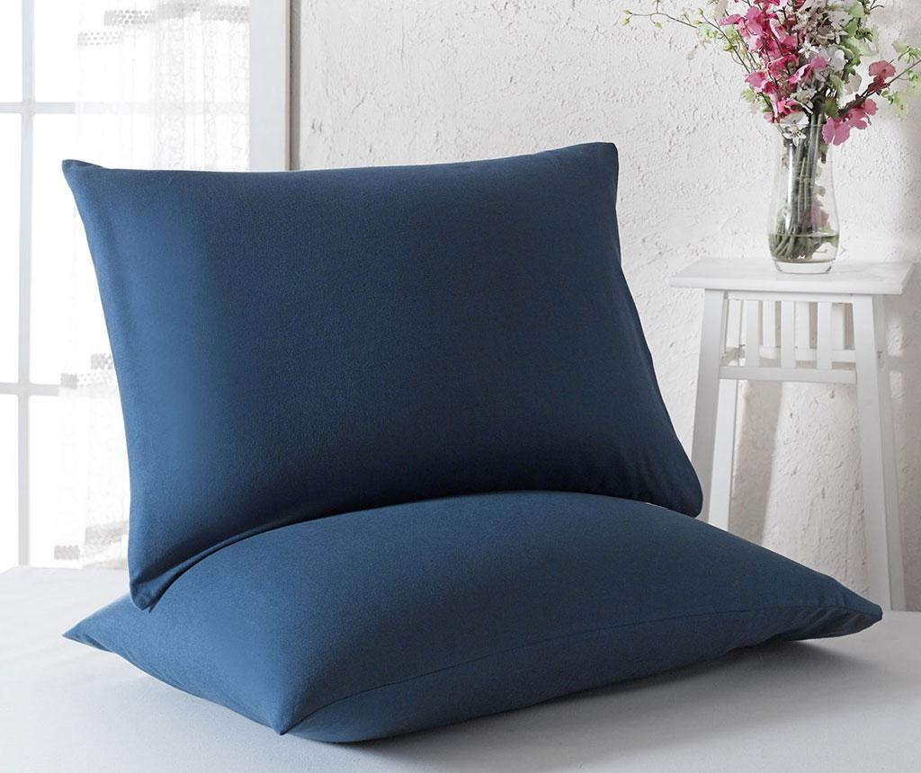 Set 2 jastučnice Duzboya Petrol 50x70 cm