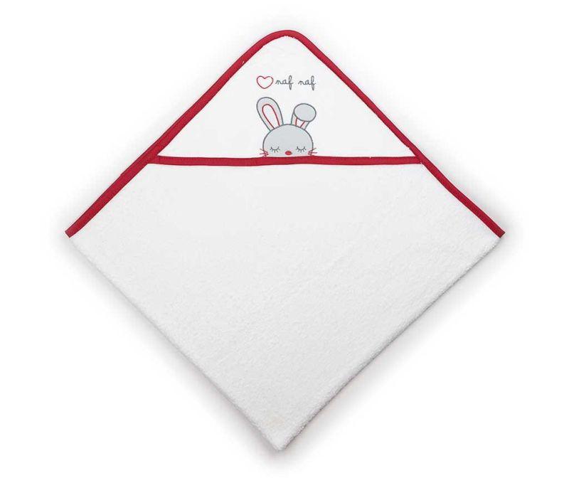 Ručnik za kupanje s kapuljačom Rabbit