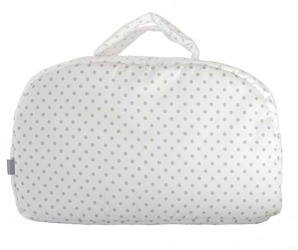 Set - torba in zložljiva podloga za previjanje Heart