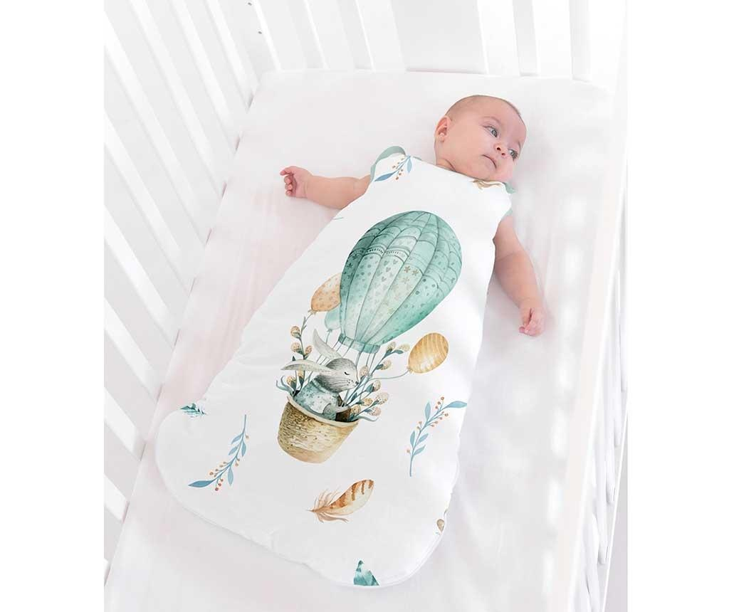 Sac de dormit pentru copii Explorer Rabbit 12-24 luni