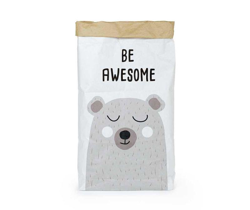 Papirnata vreća Be Awesome