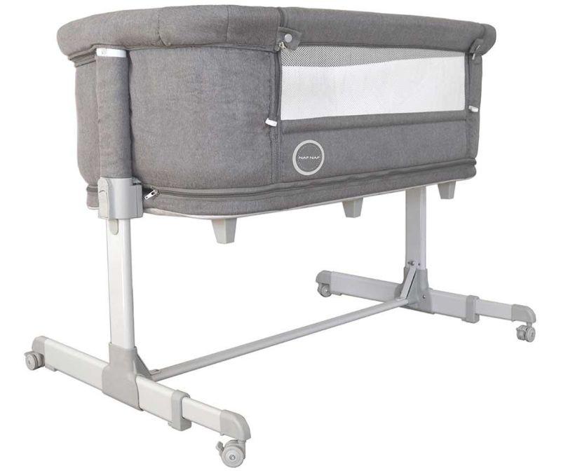 Višenamjenski krevetić Liso Grey