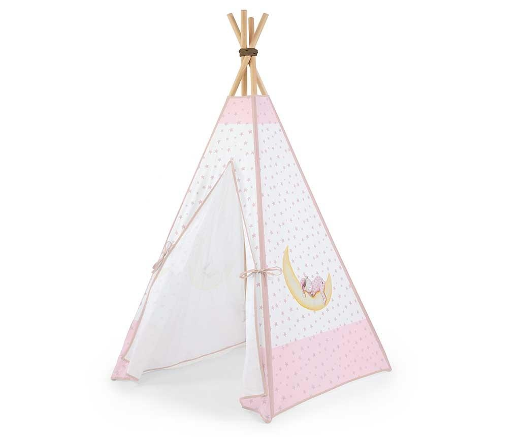 Šator za igru Marlon Night Pink