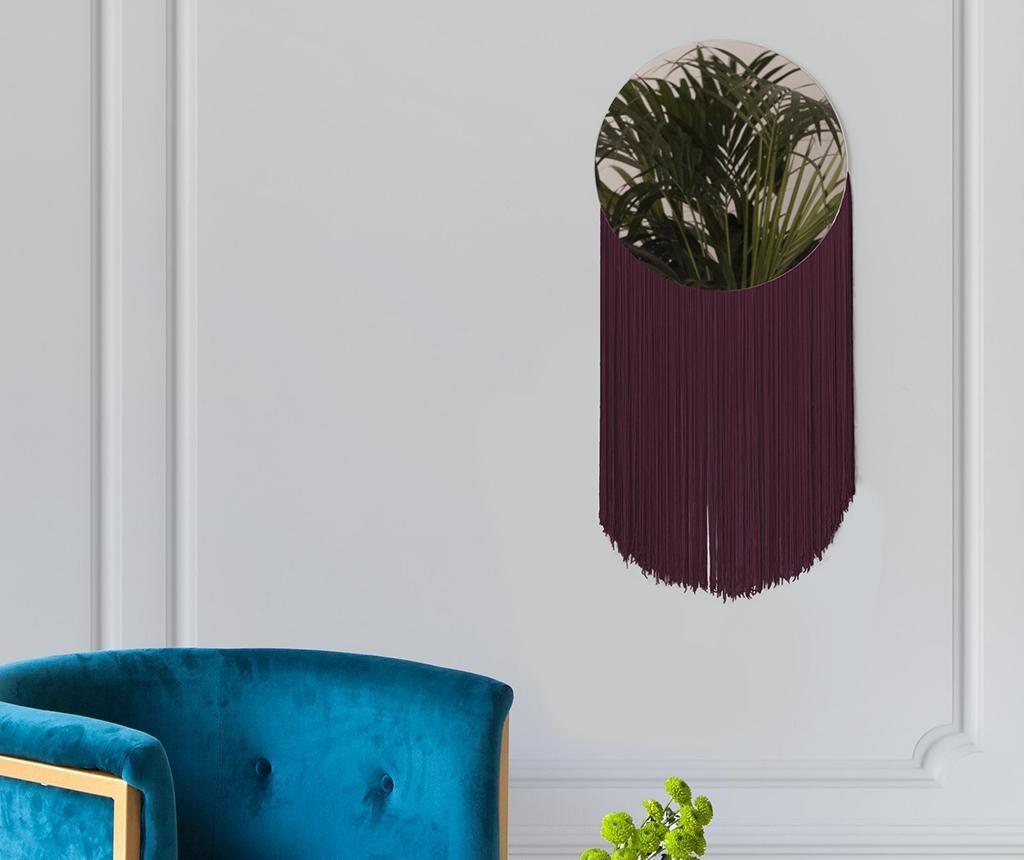 Oglinda Moon Purple