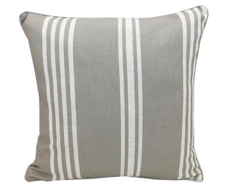 Stripe Grey Díszpárna 45x45 cm