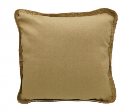Perna decorativa Maeve Brown 45x45 cm