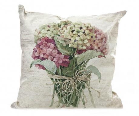 Perna decorativa Hortensia 50x50 cm