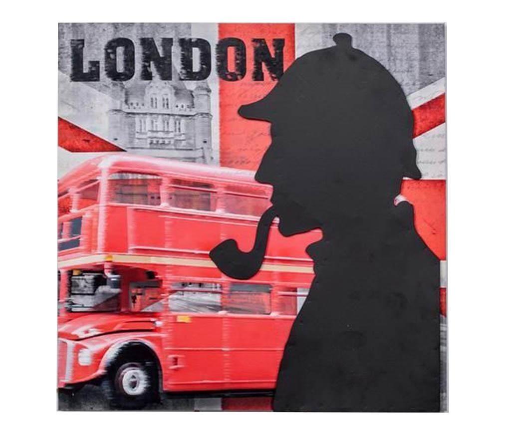 London Kép 40x40 cm