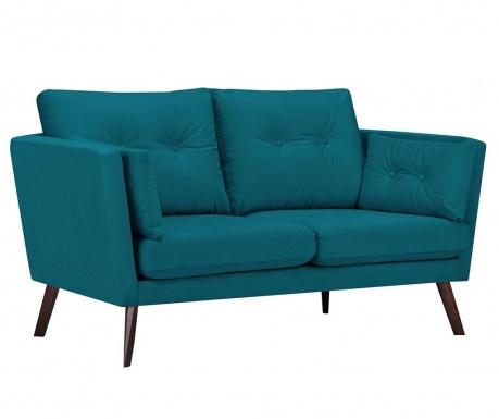 Elena Turquoise Kétszemélyes kanapé