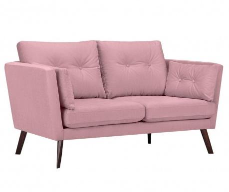 Elena Pale Rose Kétszemélyes kanapé