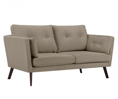 Elena Beige Kétszemélyes kanapé