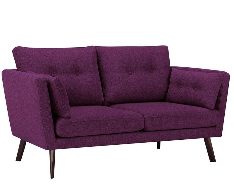 Canapea 3 locuri Elena Eli Violet