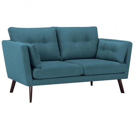 Elena Eli Turquoise Háromszemélyes kanapé