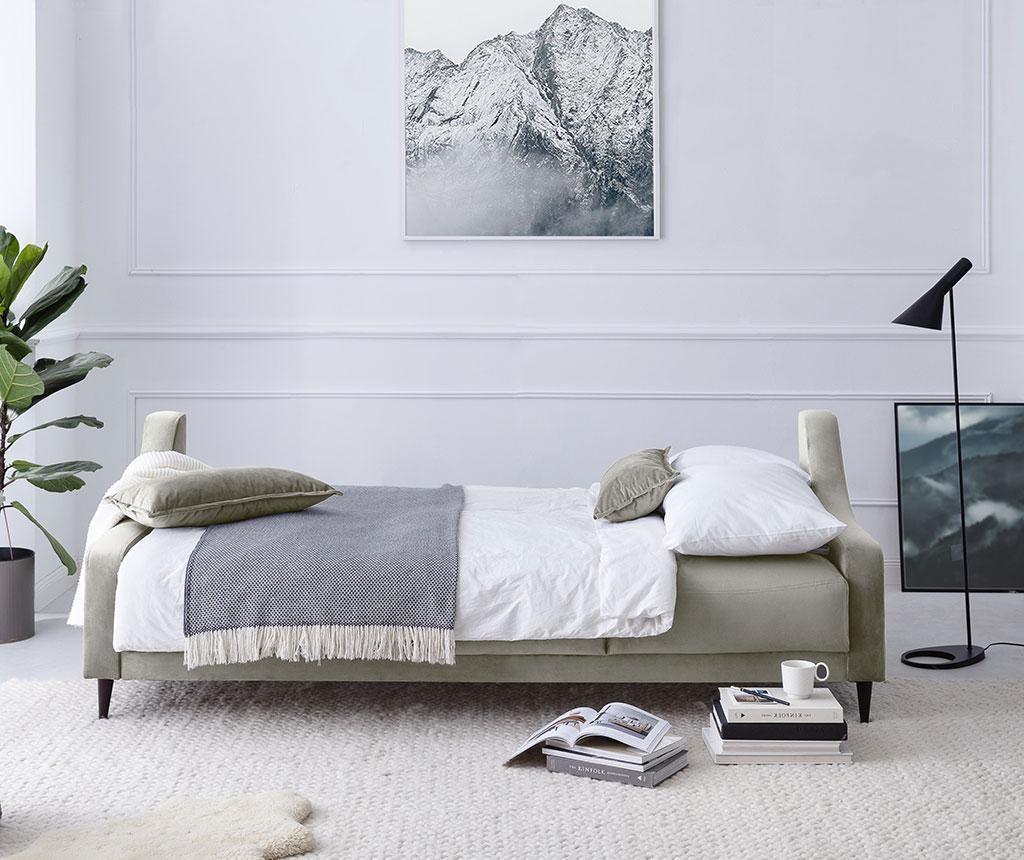 Canapea extensibila 3 locuri Freesia Beige