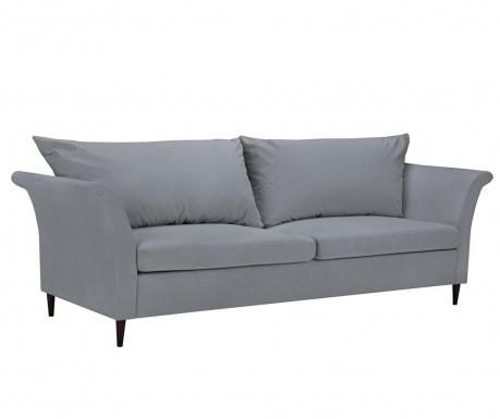 Peony Light Grey Háromszemélyes kihúzható kanapé