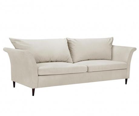 Peony Beige Háromszemélyes kihúzható kanapé