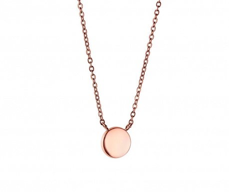 Lantisor Round Rose Gold