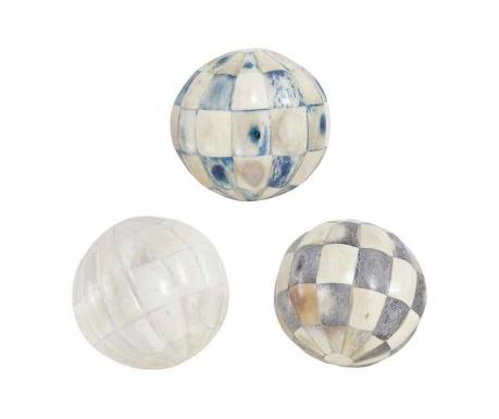 Set 3 decoratiuni Shells Style