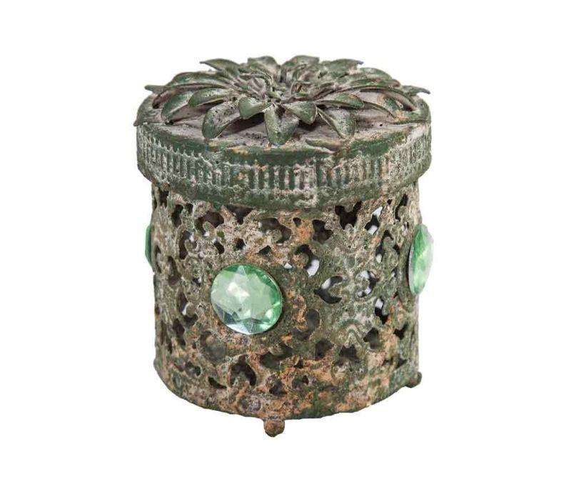 Cutie pentru bijuterii Darag Green
