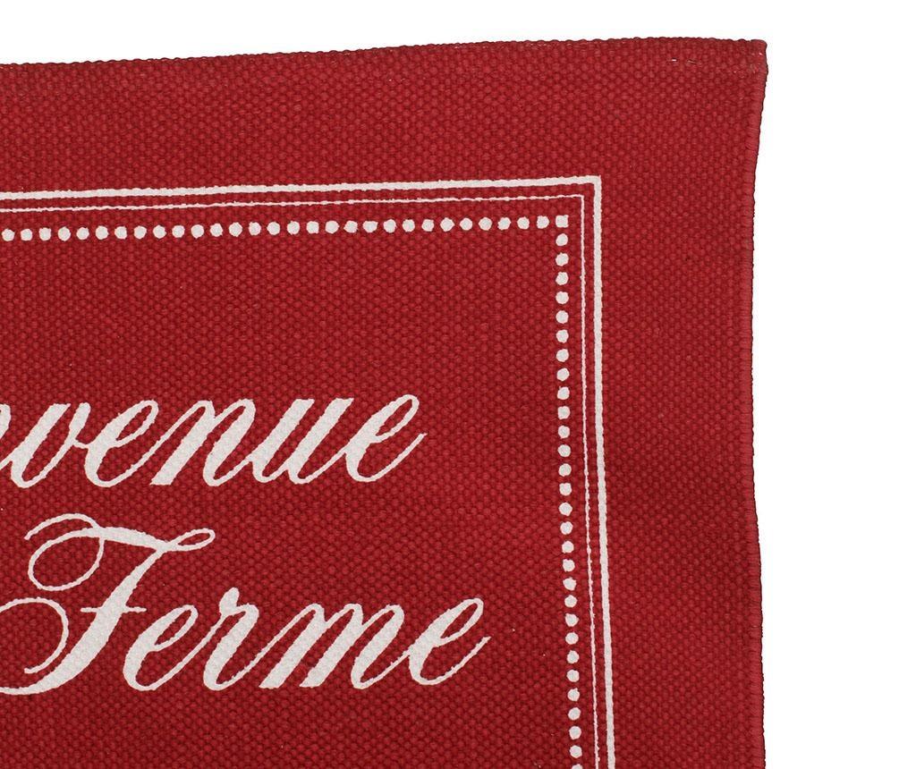 Bien Venue a la Terme Szőnyeg 65x160 cm