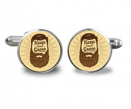 Butoni camasa Beard