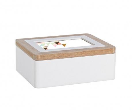 Кутия с капак и рамка за снимка Amur