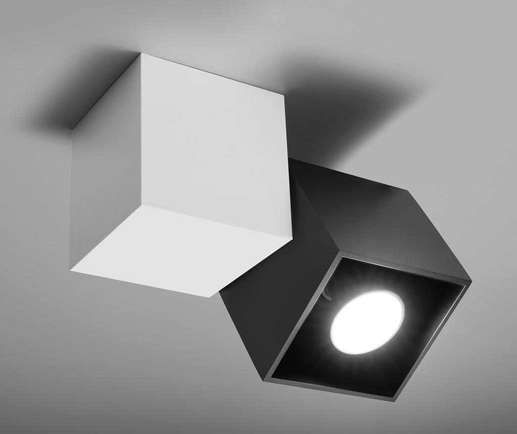 Stropna svjetiljka Lentes Two Black