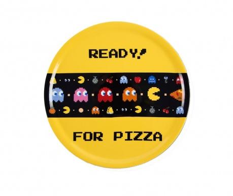 Ready For Pizza Pizza tányér