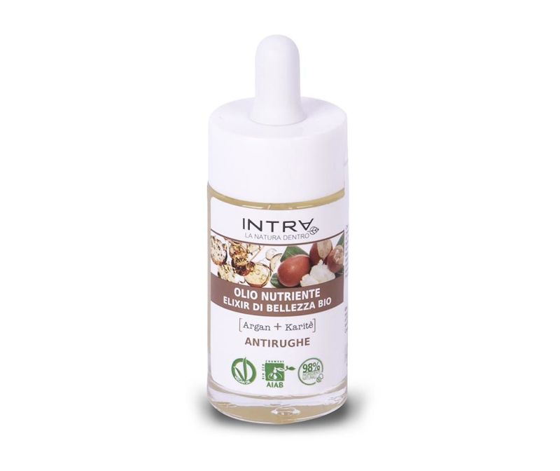 Organsko ulje protiv bora Smooth Argan&Shea Butter 30 ml