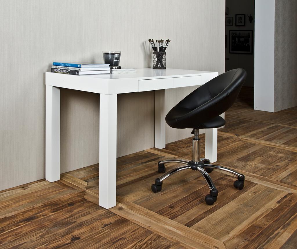 Pisarniški stol Plump Black White