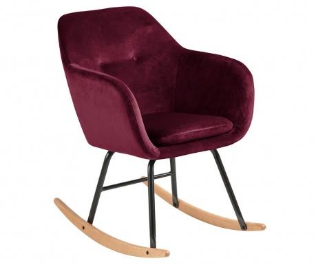 Люлеещ стол Emilia Burgundy