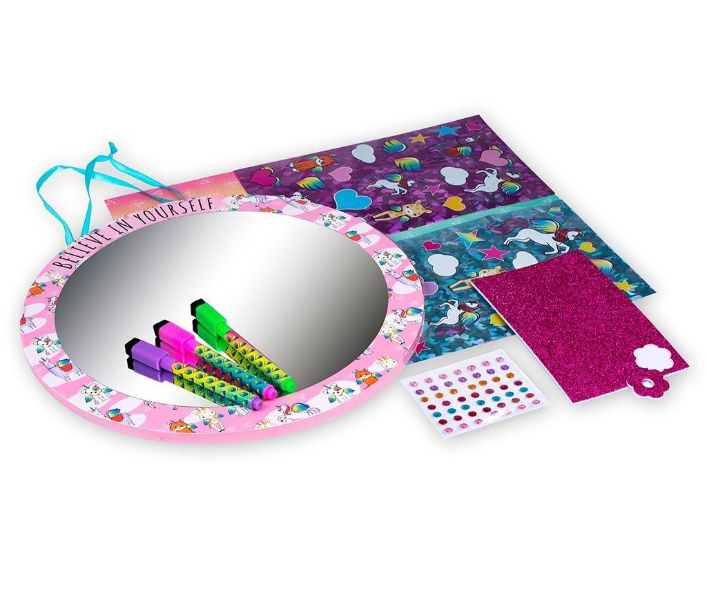 128-delni ustvarjalni set Dazzing Mirror
