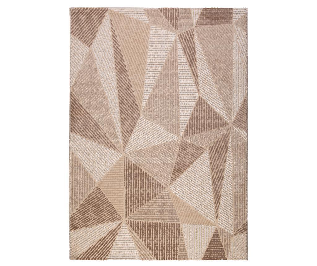 Covor Bolero Triangle Taupe 80x150  cm