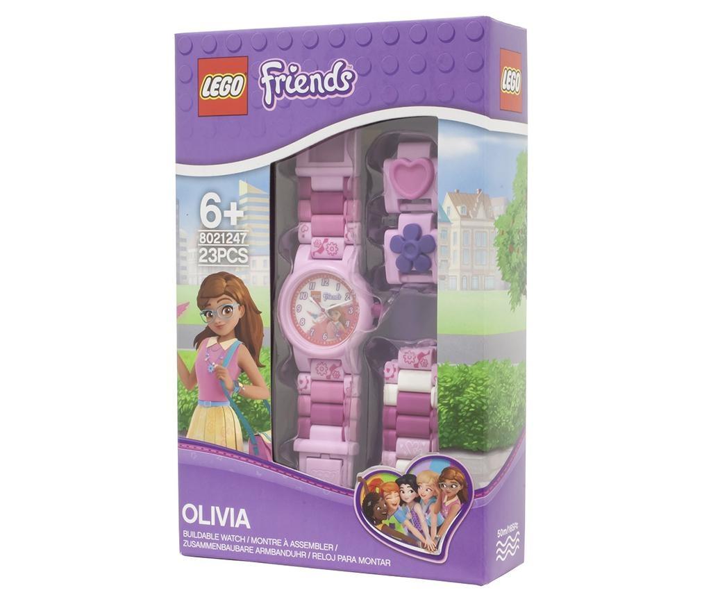 Ceas de mana copii Lego Friends Olivia
