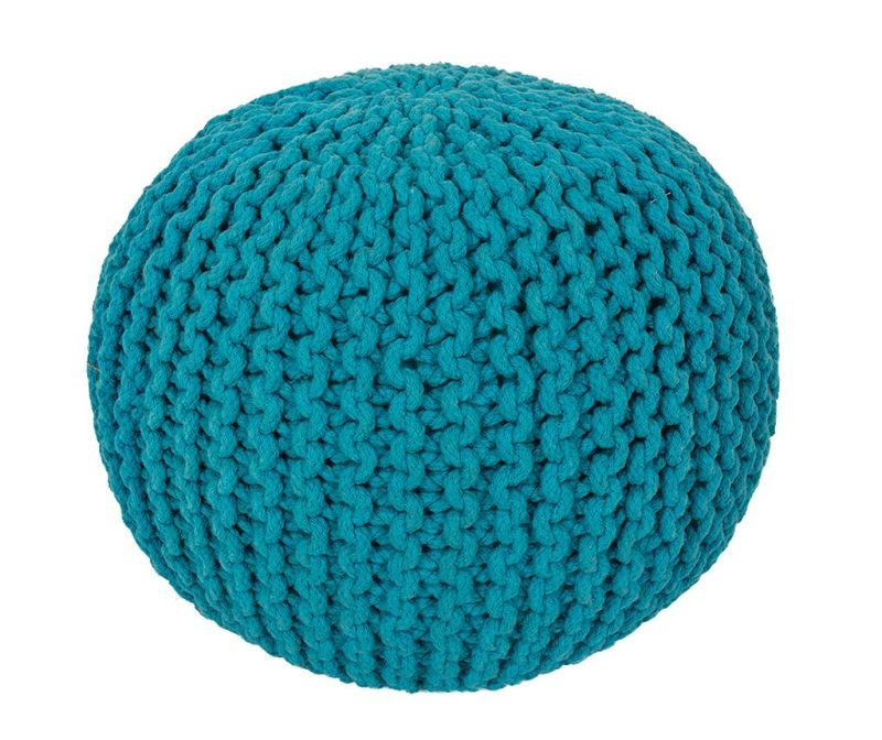Puf Cool   Turquoise