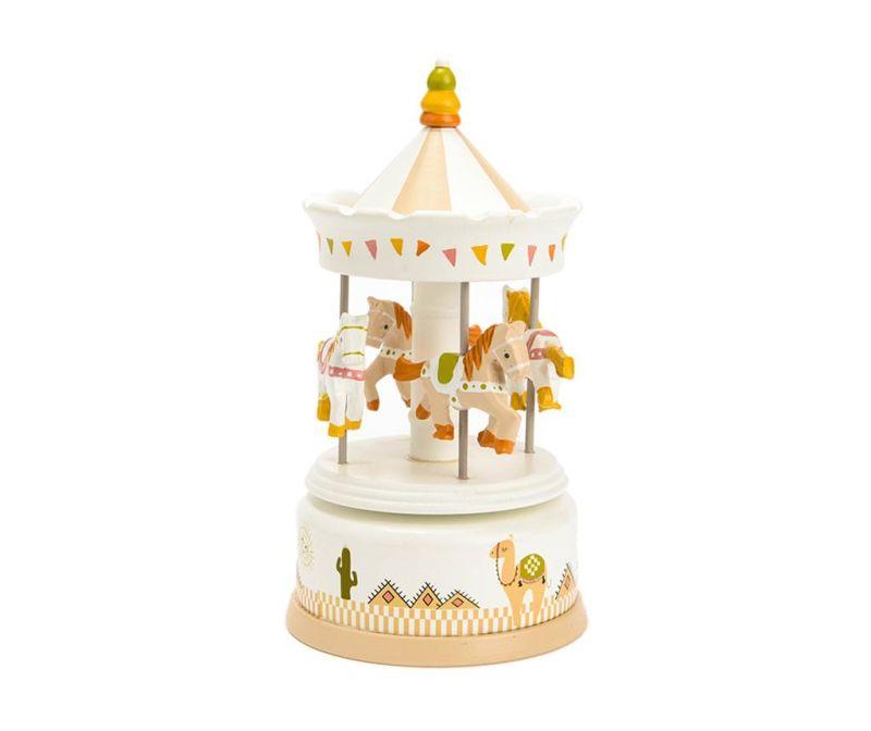 Decoratiune muzicala Dessert Carrousel
