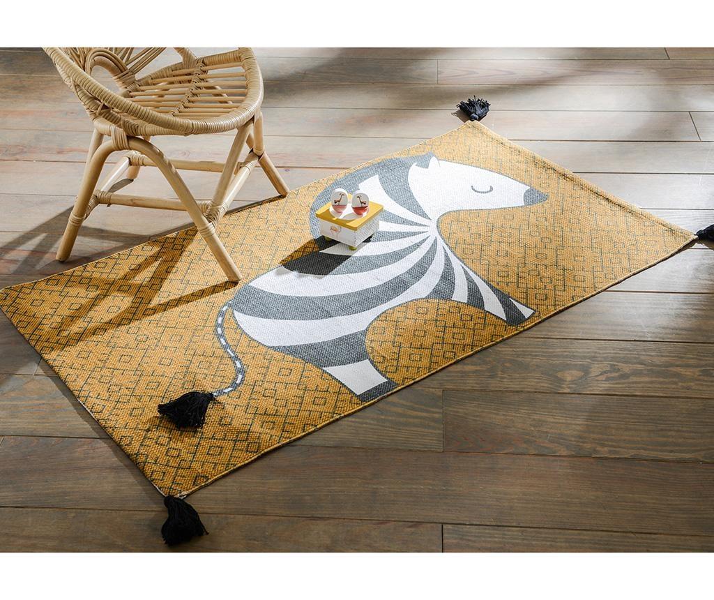 Zebra Gyerek szőnyeg 80x120 cm